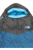 The North Face Blue Kazoo Sleeping Bag Women Reg blue coral/asphalt grey